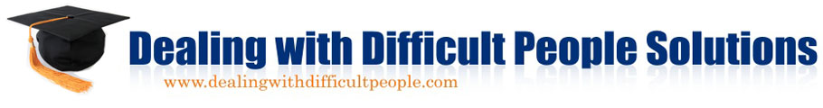 Dealing with Difficult People Solutions